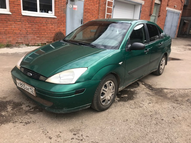 Ford Focus, 2002 130 000р title=